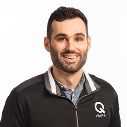 ryan noble q ware marketing specialist